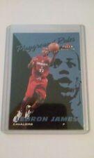 "2003 LeBron James Fleer "" Playground Rules "" Cavaliers x/20 Card"