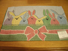 Set Of 4 Easter Tapestry Placemats