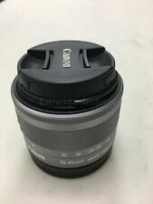 Brand New Canon Zoom EF-M 15-45mm F3.5-6.3 IS STM Gray Lens White Box *au