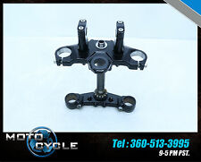 2009 YAMAHA FZ6 FZ600 FZ 600 6 FAZER TRIPLE TREE STEERING STEM MOUNT BAR 09 Y43