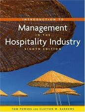 Introduction to Management in the Hospitality Industry, Eighth Edition and NRAEF