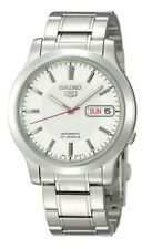 Seiko 5 Automatic SNK789 SNK789K1 Men Day Date Stainless Steel Watch