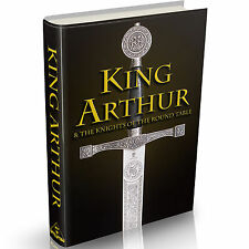 King Arthur 68 Old Books on DVD Legends Sir Lancelot Arthurian Romance Excalibur