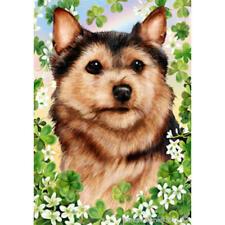 Norfolk Terrier Saint Patrick's Flag
