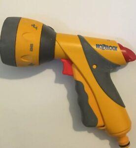 Hozelock Multi Spray Plus Gun 2684 6x Patterns Garden Watering NO PACKAGING