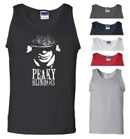 Peaky Blinders Vest The Shelby Brothers Birthday Christmas Gift Men Tank Top