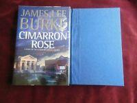 James Lee Burke - CIMARRON ROSE - 1st