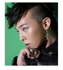 BIGBANG GD G-DRAGON - Hearts Cross Ring Earring [BI07] Kpop Celeb Accessories