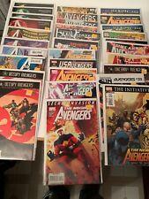 Lot Of 31 Avengers Comics