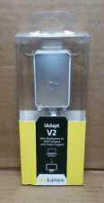 Kanex iAdapt display port to HDMI V2 signal converter IADAPTV2 w / audio support
