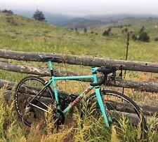 Baum Cycles Titanium Moots Mosaic Colnago Pinarello Style Bike SRAM eTap Hed F10