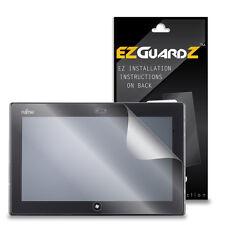 3X EZguardz LCD Screen Protector Cover HD 3X For Fujitsu Stylistic Q702 (Clear)