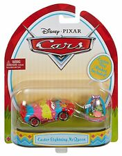 Disney Pixar Cars 2017 Easter Lightning McQueen Imperfect Packaging