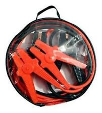 ALL PURPOSE HEAVY DUTY JUMP LEADS 600 AMP BATTERY BOOSTER 3M LONG & CARRY BAG