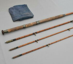 """Milwards   11' -0""""     Split  Cane  Coarse  Rod  -  For Repair"""