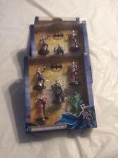 3 Batman Collectible Figurines Box Set Batman Harley Quinn Joker DC Comics Toys