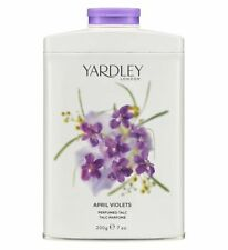 Yardley April Violets Perfumed Talc 200g