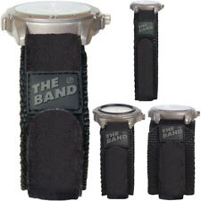 Chums The Band Nylon Action Sports Watchband - Black