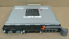 Dell PowerConnect M6220 1GB 20 Port Switch GM069 for M1000e + 10GB Stack Module