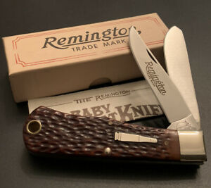 🔥 Remington UMC 1983 R1173 Baby Bullet Folding Knife In Box With Papers