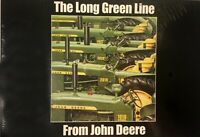 John Deere Tractor Puzzle The Long Green Line By Putt-Putt Puzzles - Free Ship
