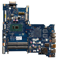For HP 15-AY Intel I7-6500U CPU laptop Motherboard BDL50 LA-D704P 854934-601