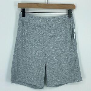Old Navy Active Shorts Boys L (10-12) Gray Go-Dry Pockets
