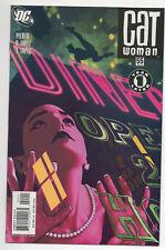 CATWOMAN #55 (2006) ADAM HUGHES Cover NM-