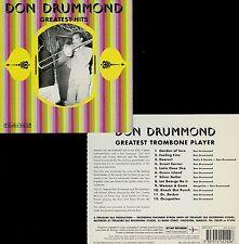 DON DRUMMOND  greatest hits  SKA JAMAICA