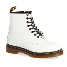 Stivali, anfibi e scarponcini da uomo bianche Dr. Martens