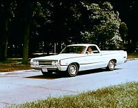 1968 Ford Ranchero The Action Pickup Dealer Promo Film CD MP4 Format