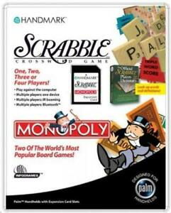 Handmark Scrabble + Monopoly PDA Expansion Card (331080340)