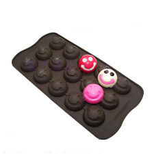 Smile Silicone Cake Decorating Mould Candy Cookies Chocolate Baking Mold