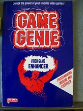 New NES 8 Bit Nintendo Game Genie Galoob Camerica Manual Code Book only volume 6