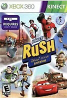 Kinect Rush: A Disney Pixar Adventure - Xbox 360 Game Disc Only 32m