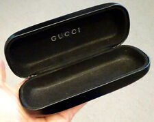HARD Black CLAMSHELL CASE ONLY for GUCCI Glasses SUNGLASSES Eyeglasses