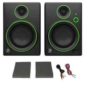 Mackie CR4BT Bluetooth Studio Monitors Pair