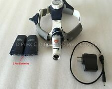 New 5W LED Surgical Head Light Medical Lamp All-in-Ones Headlight KD-202A-7B
