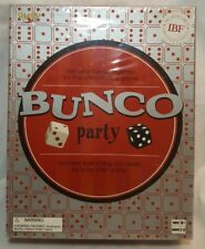 BUNCO PARTY Silver Box Edition ~ 2004 Fundex Games ~ NEW/SEALED ~ 2-12 Players