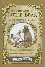 Adventures of Little Bear (An I Can Read Book): Little Bear, Father Bear Comes
