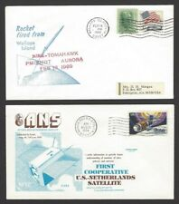 Collection of Space Mission covers mostly USA x 8