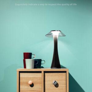 DC5V Creative Slim Waist LED Desk Lamp Touch Reading Light USB Rechargeable