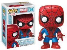 Funko POP Movie: Marvel Universe Spiderman Bobble Head Vinyl Figure