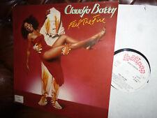 """Claudja Barry, Feel The Fire, Disco, German Lollipop 6.24155 LP, 12"""" 1979"""