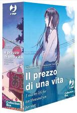 IL PREZZO DI UNA VITA – BOX N. 1-2-3 serie completa j-pop editore italiano