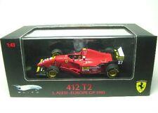 Ferrari 412 T2 No. 27 J. Alesi Europe GP 1995