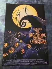 GFA The Nightmare Before Christmas * DANNY ELFMAN * Signed 12x18 Photo D4 COA