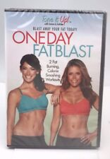 Tone It Up: Blast Away Your Fat Today-One Day Fat Blast (DVD) Sealed! Brand New