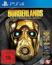Borderlands: The Handsome Collection (Sony PlayStation 4, 2015, DVD-Box)