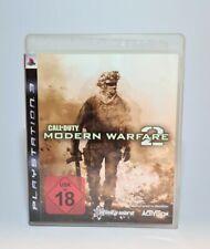 Call of Duty Modern Warfare 2 - PlayStation 3 PS3 OVP + Anleitung